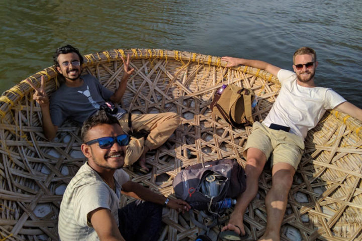 Coracle Ride