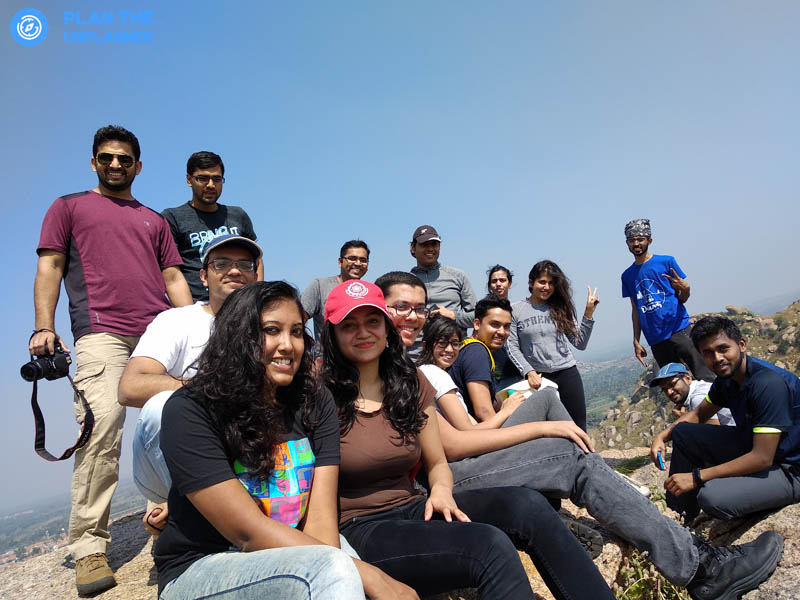 Kunti Betta Trek - Plan The Unplanned