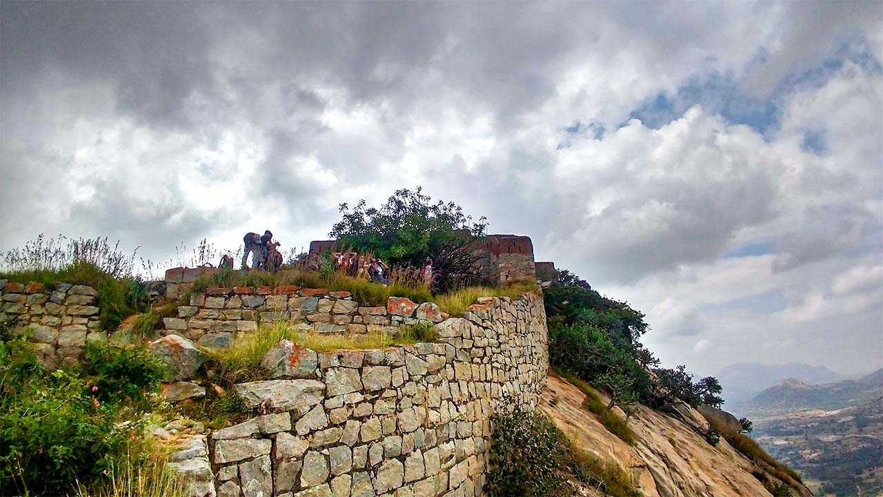 Chanarayanadurga Fort Trek - Plan The Unplanned (4)