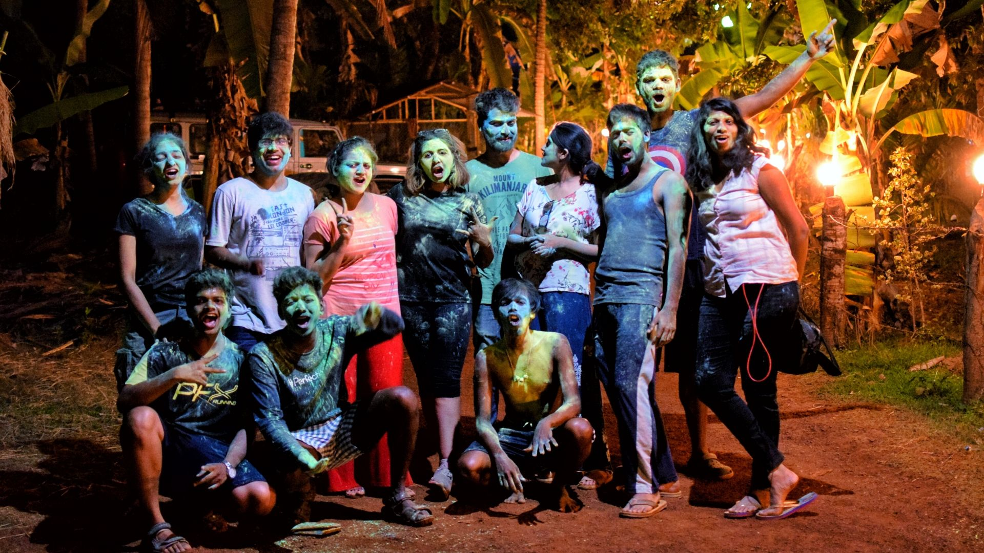 Dandeli - Holi Plan The Unplanned Corporate