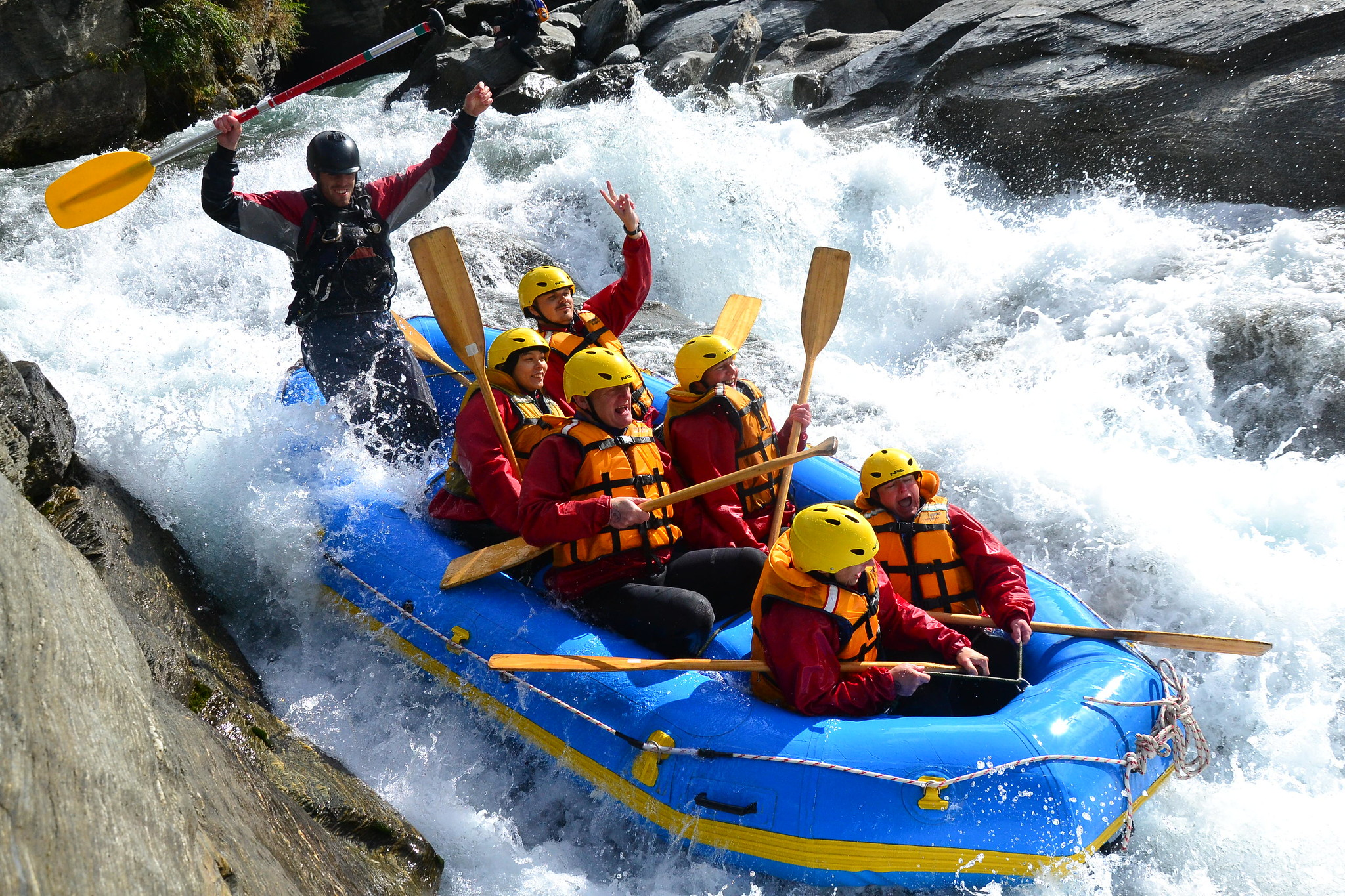 White Water Rafting Coorg