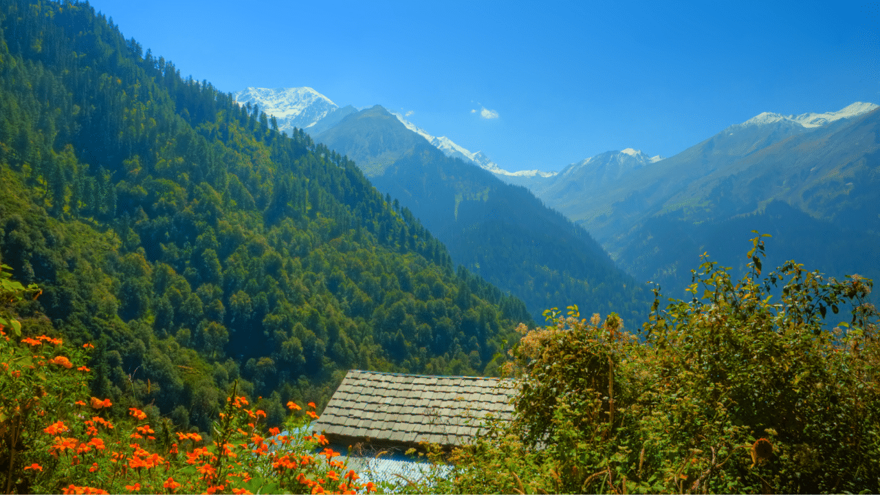 Grahan Valley